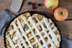 jak przechowywać ciasto z jabłkami